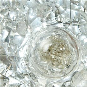 Bouteille ViA Diamonds - Diamants