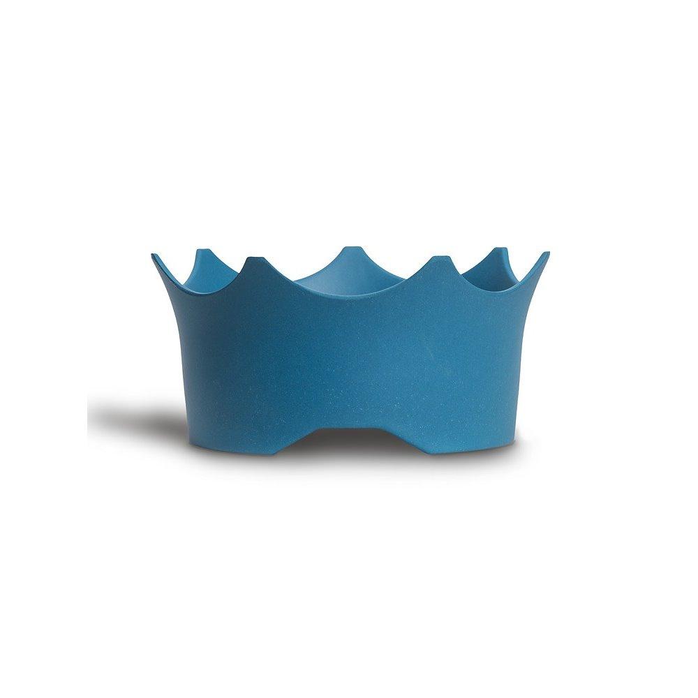 CrownJuwel - Bol pour chiens et chats - Bleu océan