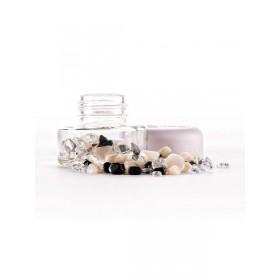 Crystal Jar Yin Yang